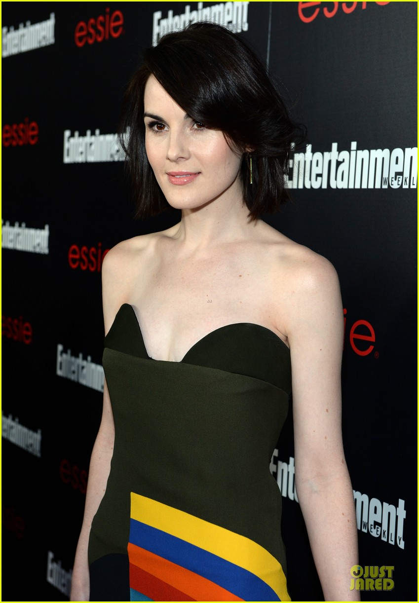 lupita nyongo michelle dockery ew sag nominees party 043034170