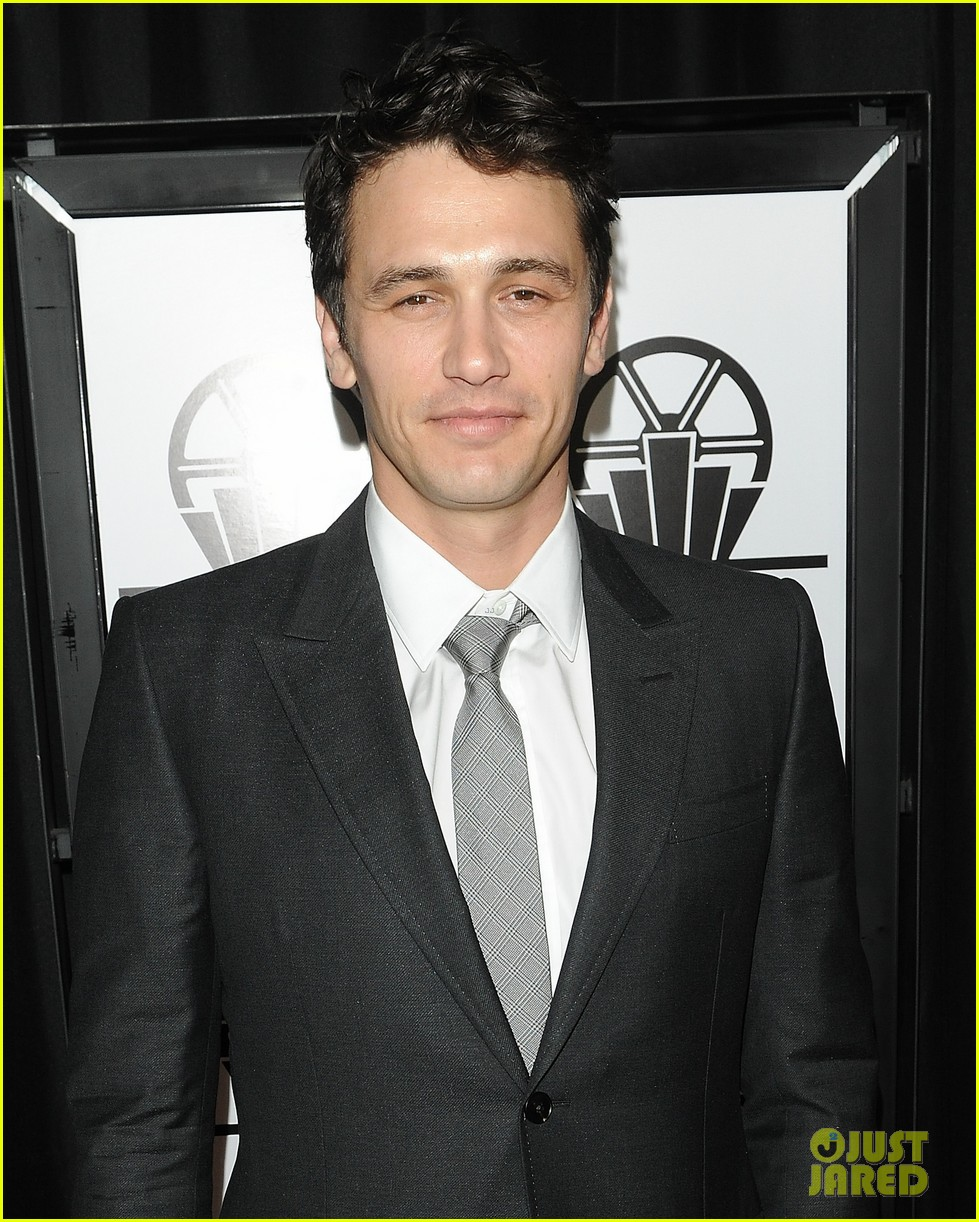 Lupita Nyong'o & James Franco: LAFCA Awards 2014!: Photo