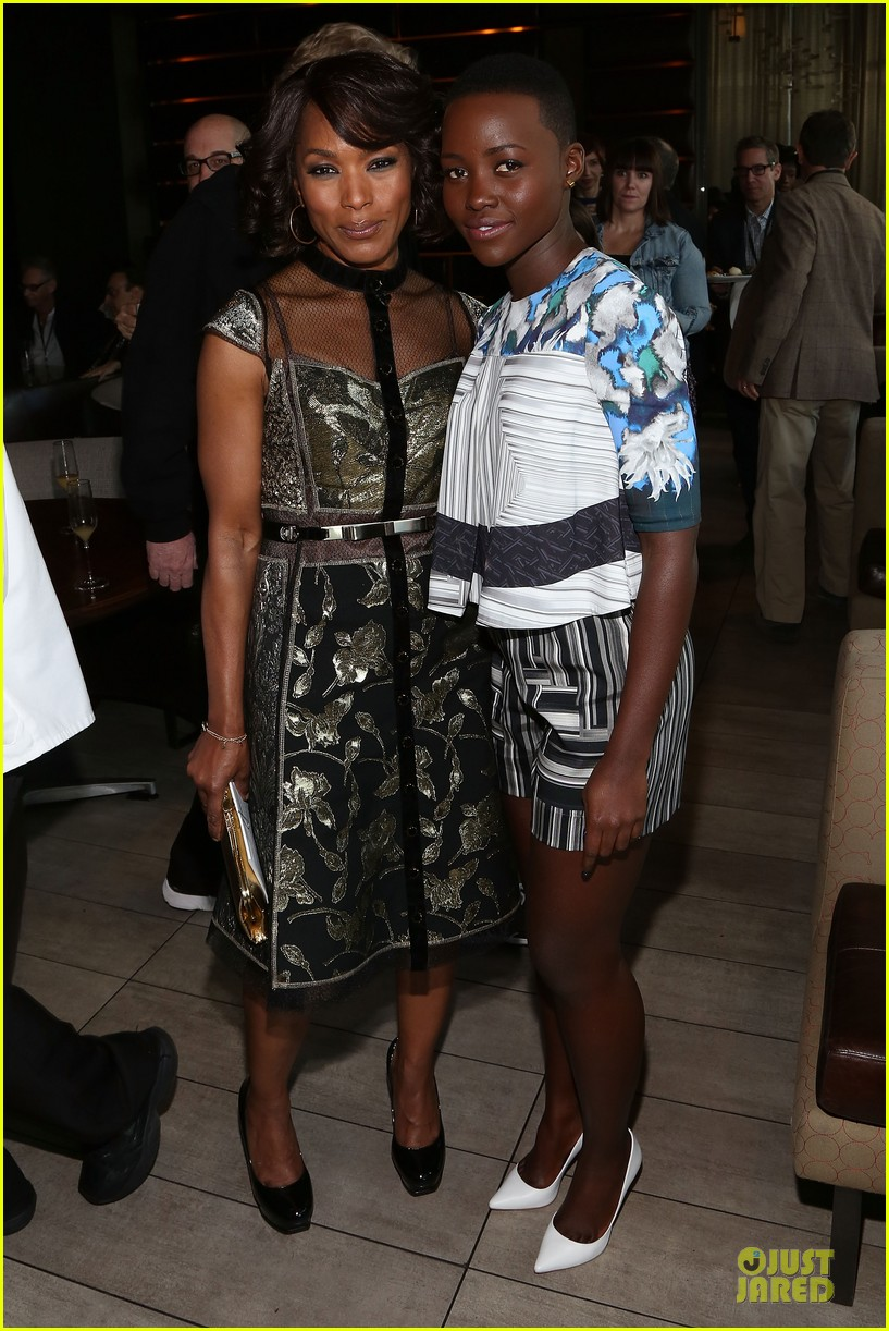 lupita nyongo emily mortimer spirit awards nominees brunch 033028048