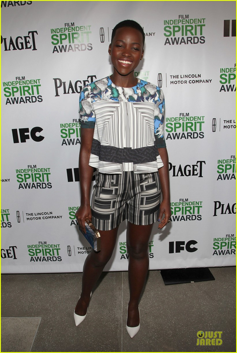 lupita nyongo emily mortimer spirit awards nominees brunch 163028061