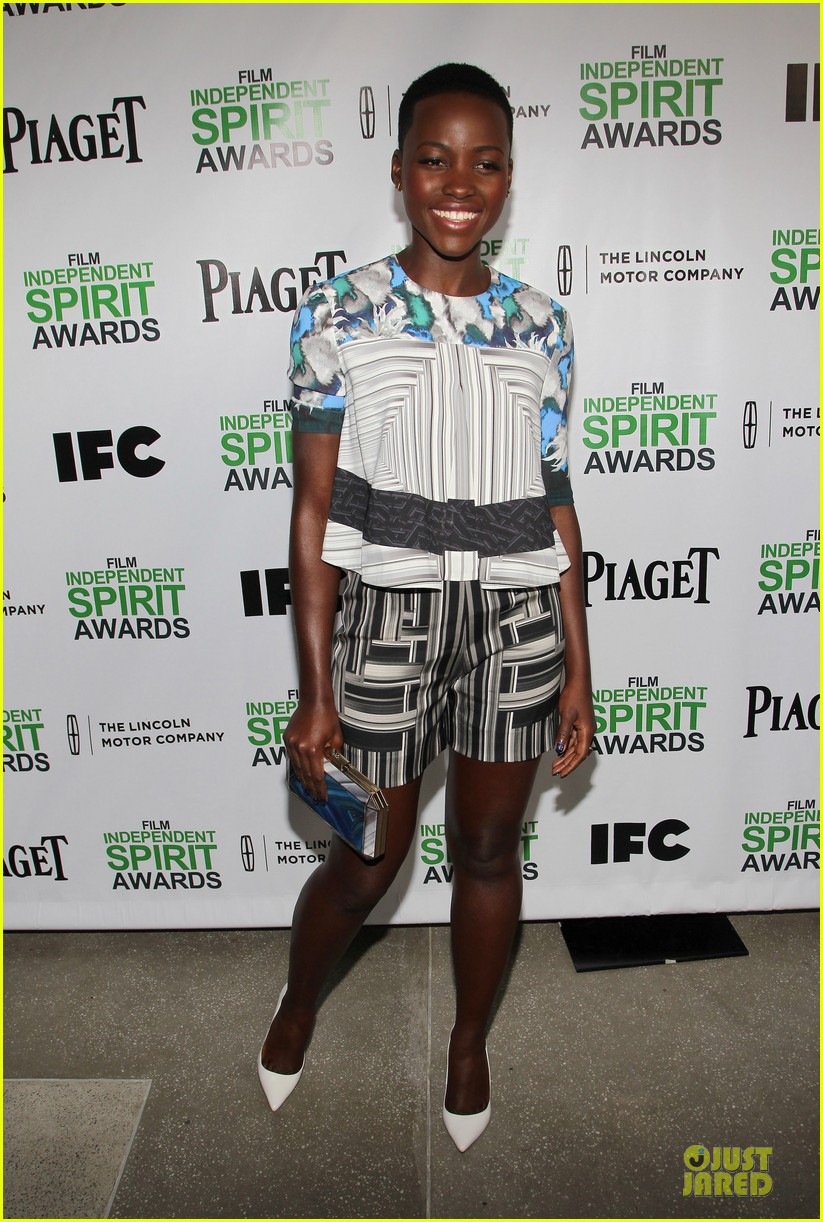 lupita nyongo emily mortimer spirit awards nominees brunch 173028062
