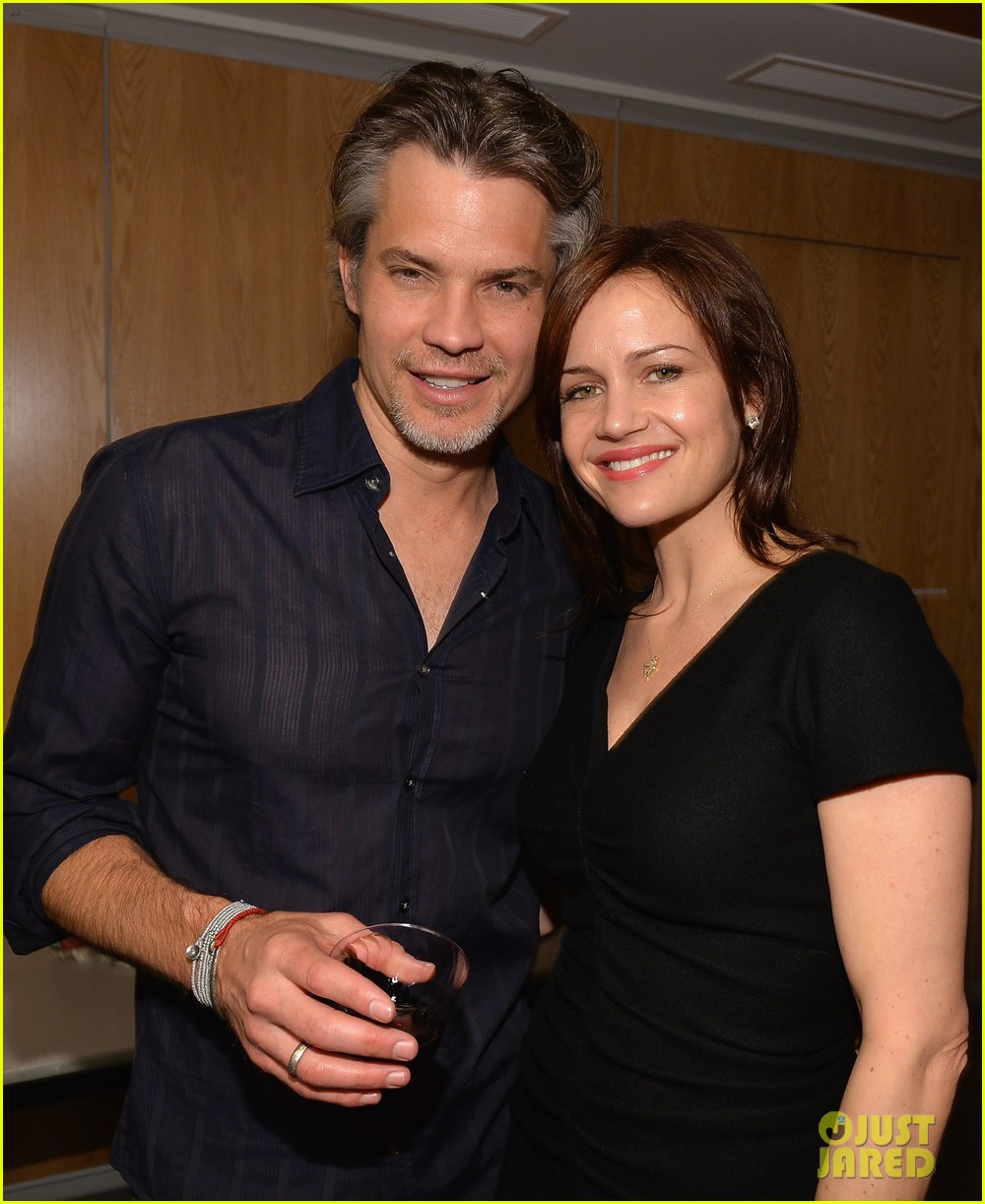 timothy olyphant carla gugino a tribute to elmore leonard 013037551