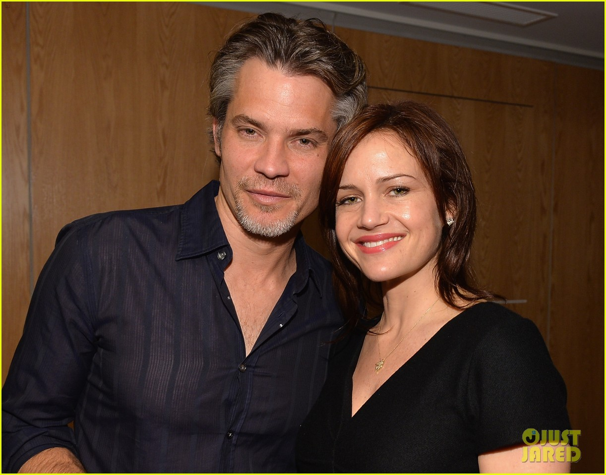 timothy olyphant carla gugino a tribute to elmore leonard 12
