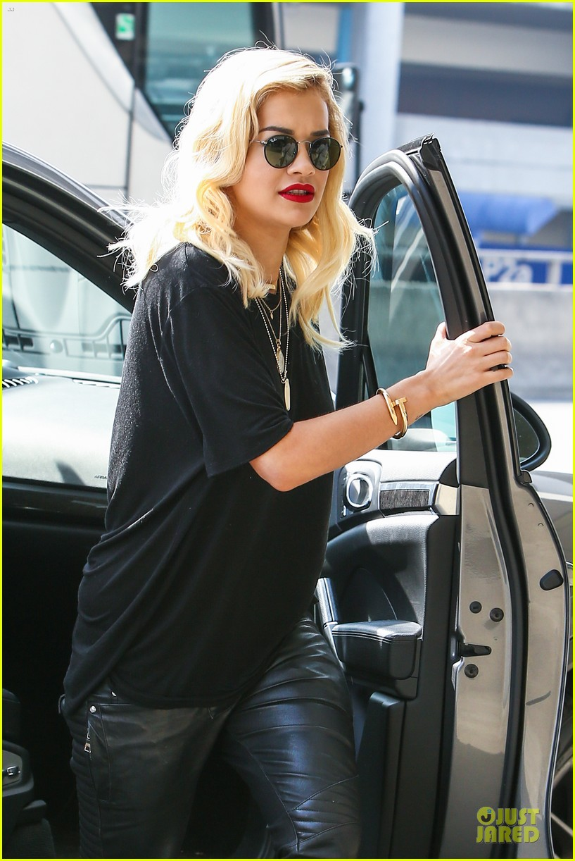 rita ora my upcoming album comes out in a few months 023043182
