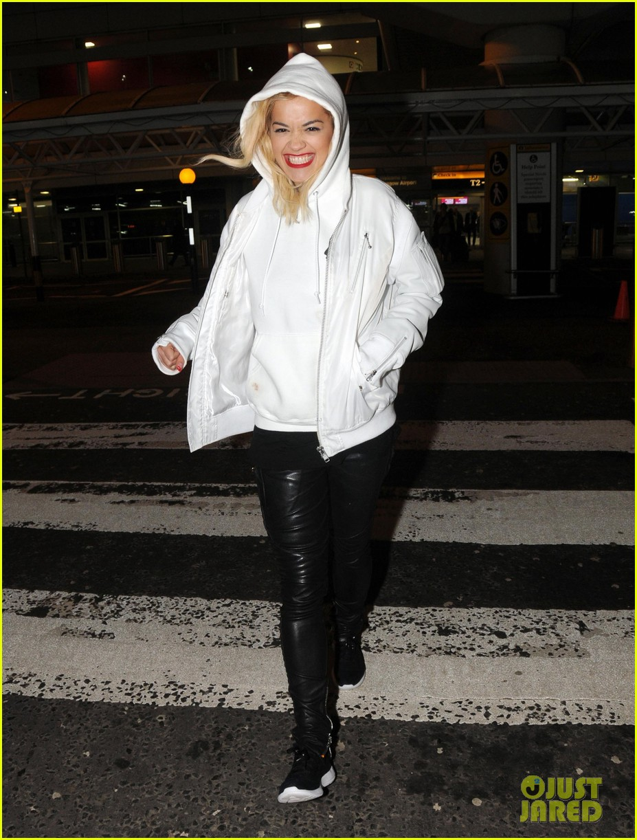 rita ora bbc radio 1 big breakfast performer in glasgow 063044962