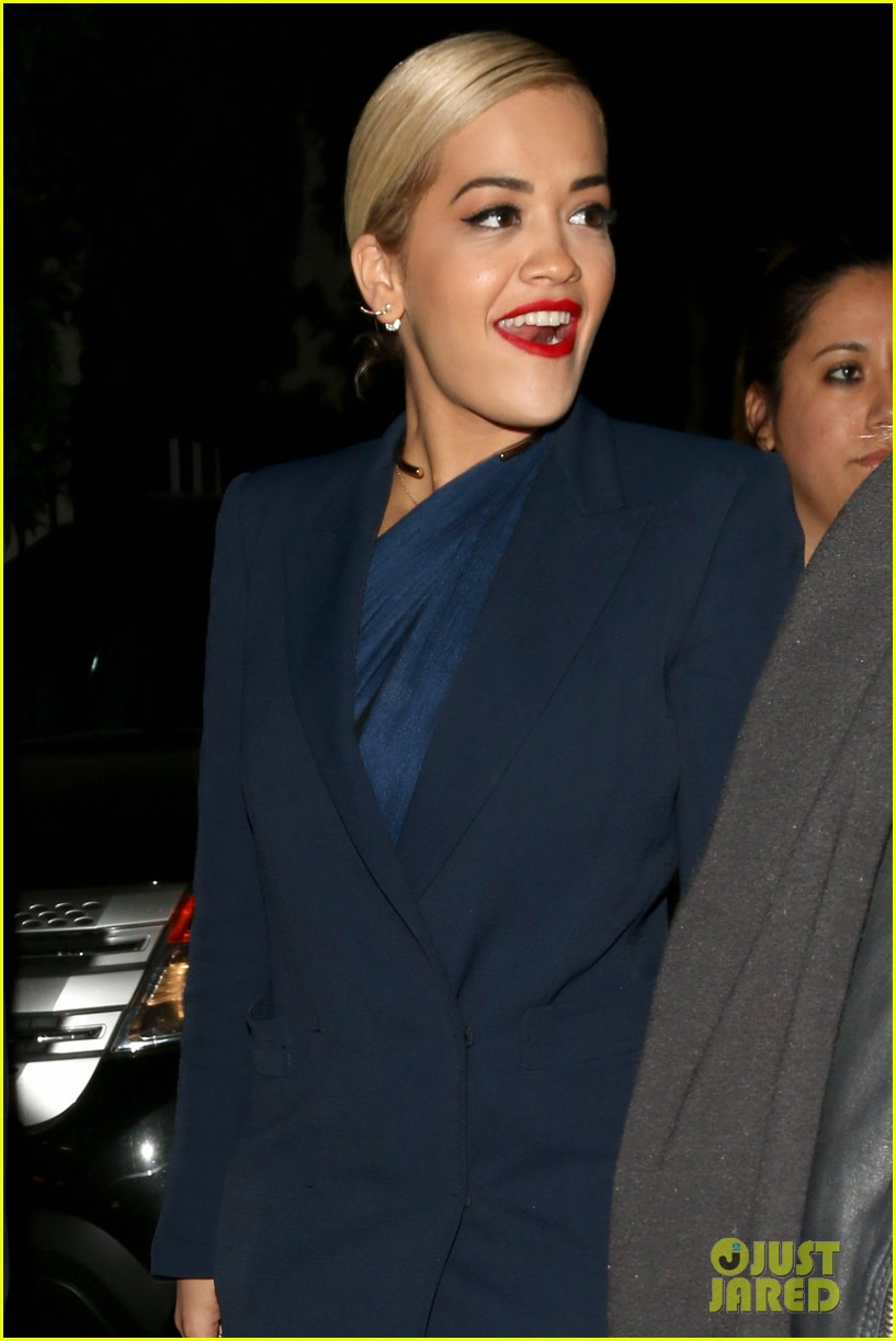 rita ora miguel jay z grammys 2014 after party 043042103