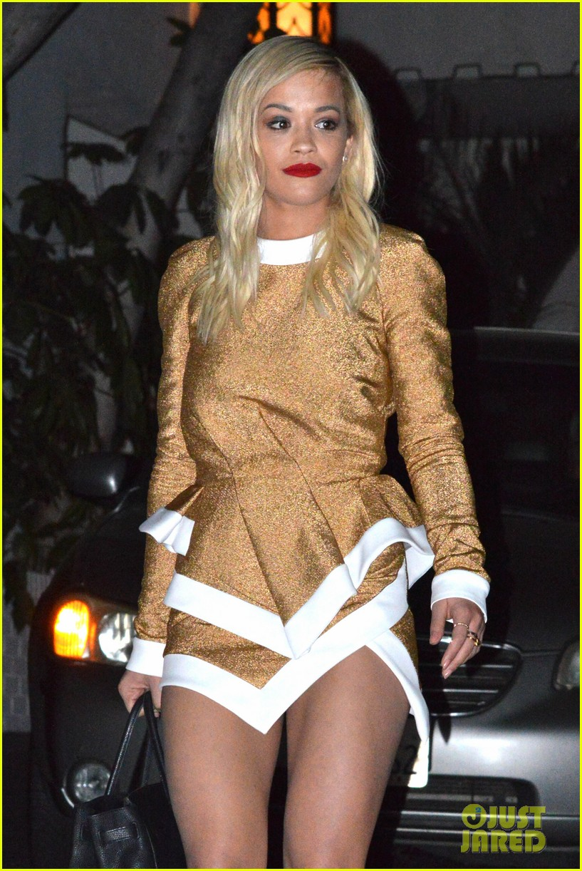 rita ora iggy azalea friends n family pre grammy dinner 163039193