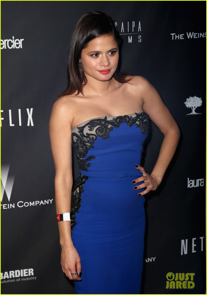 ahna oreilly melonie diaz weinstein golden globes party 2014 07