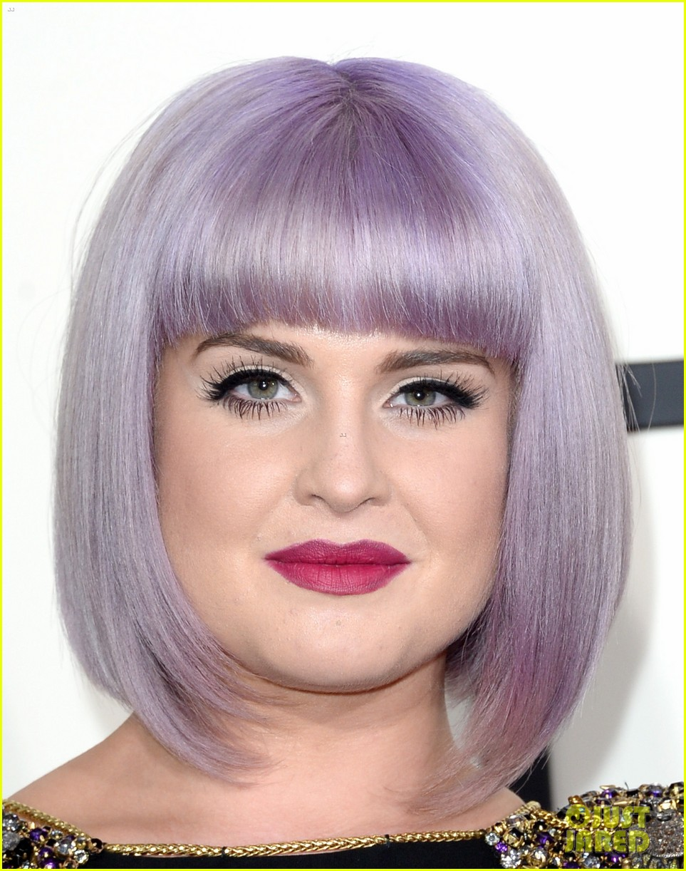 kelly osbourne grammys 2014 red carpet 073040932