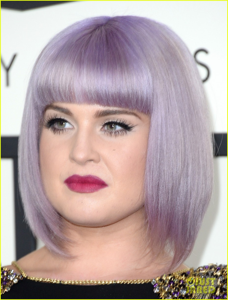 kelly osbourne grammys 2014 red carpet 133040938