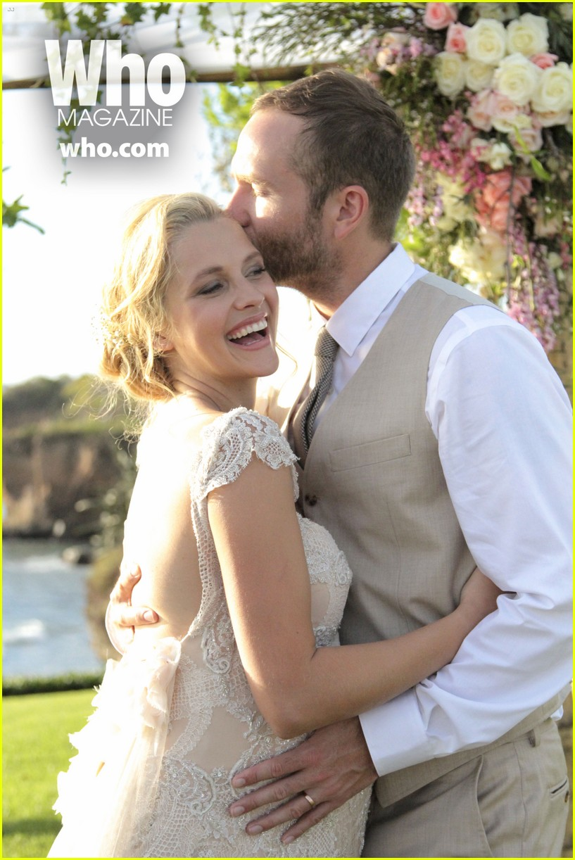 teresa palmer wedding photos see her beautiful dress 013025969