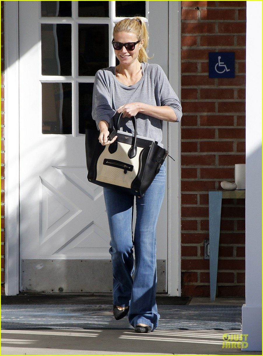 gwyneth paltrow medical building visit after the golden globes 033033848