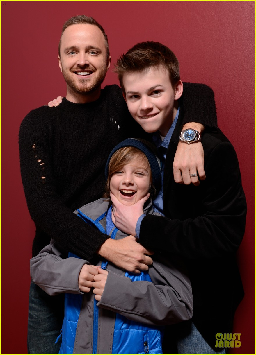 aaron paul hellion premiere at sundance film festival 2014 023033871