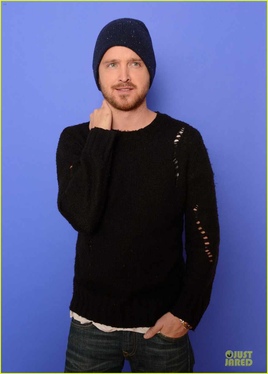 aaron paul hellion premiere at sundance film festival 2014 093033878