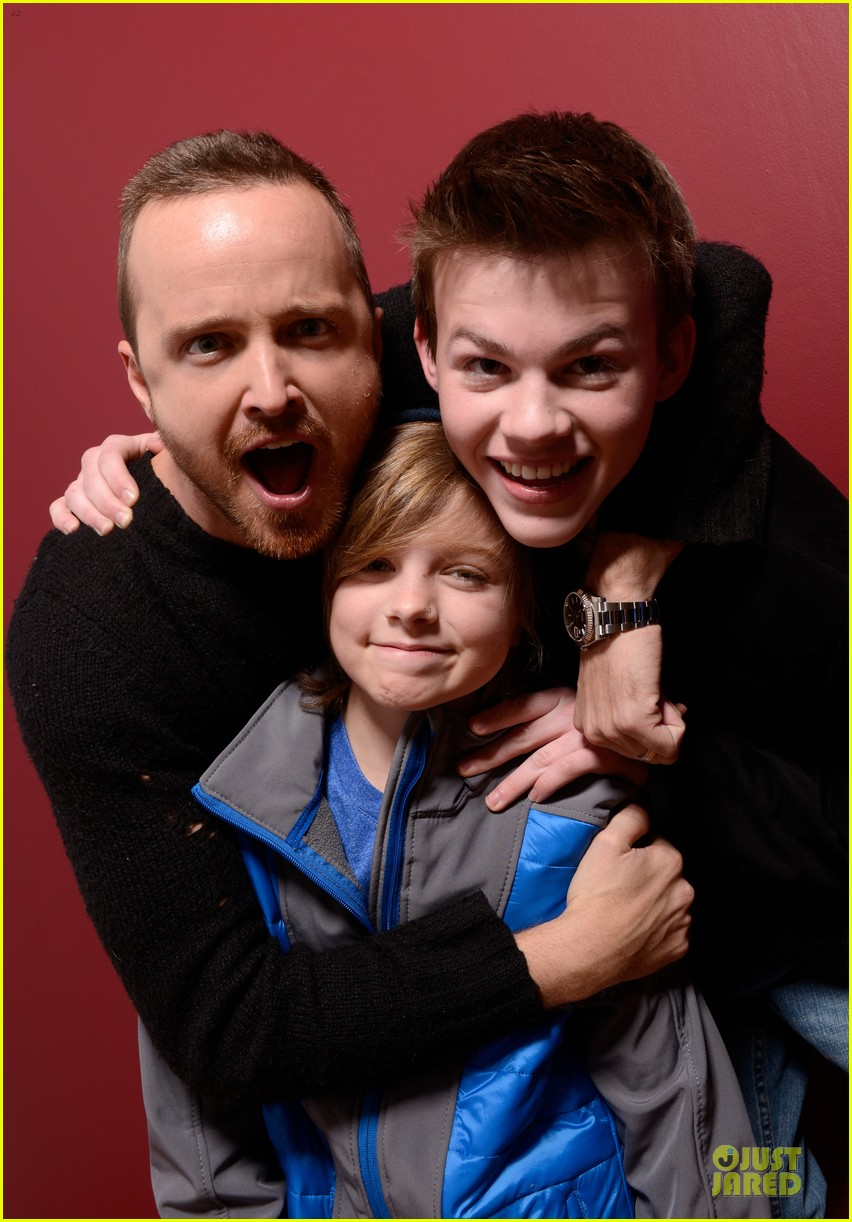 aaron paul hellion premiere at sundance film festival 2014 123033881