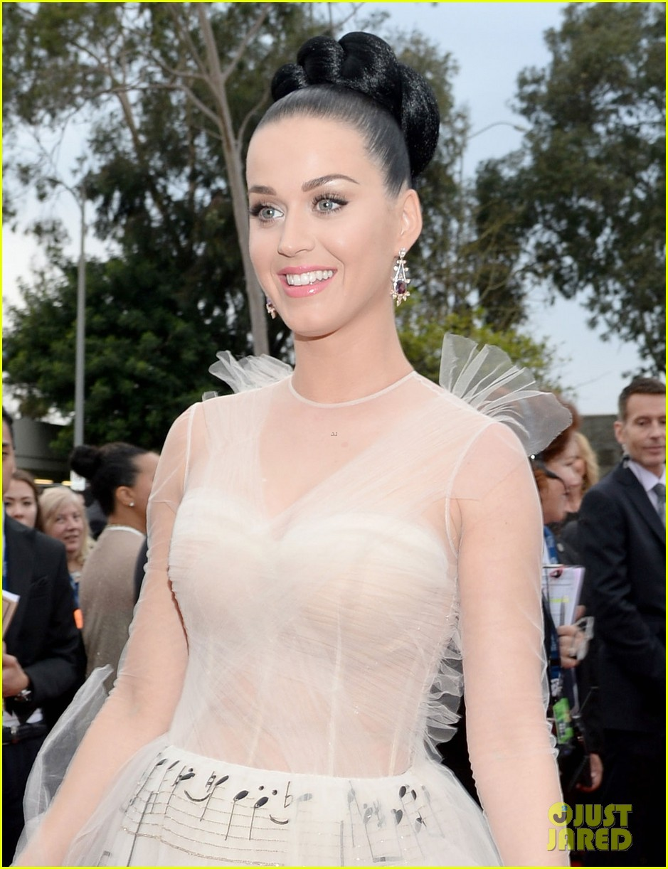 katy perry grammys 2014 red carpet 023041041
