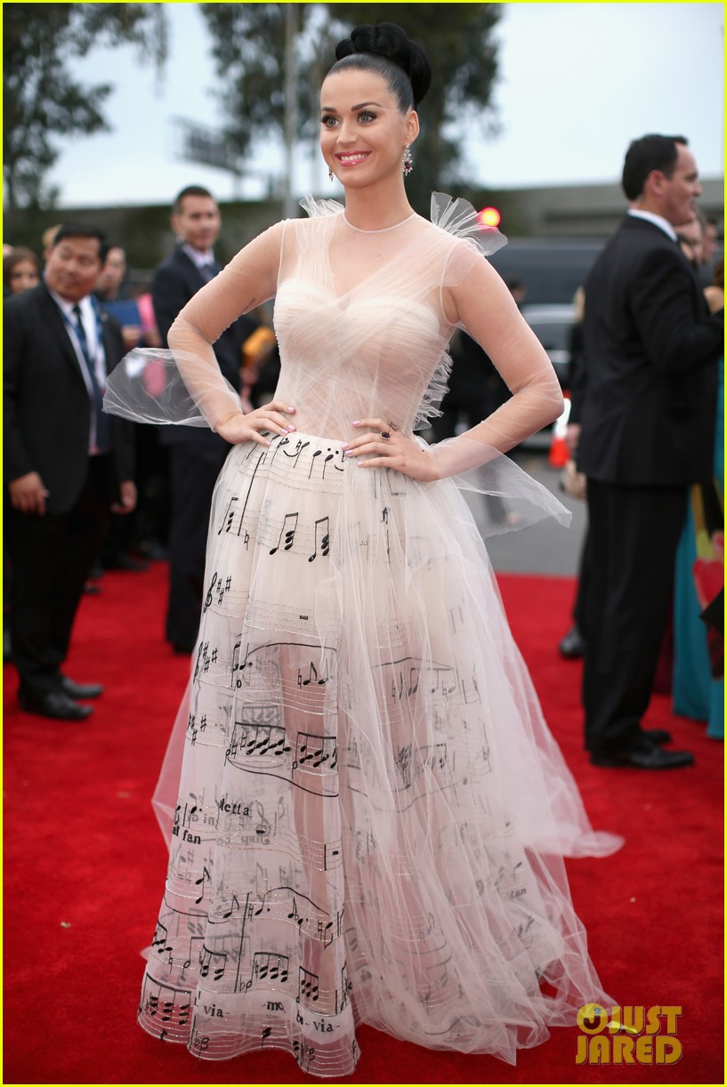 katy perry grammys 2014 red carpet 113041050