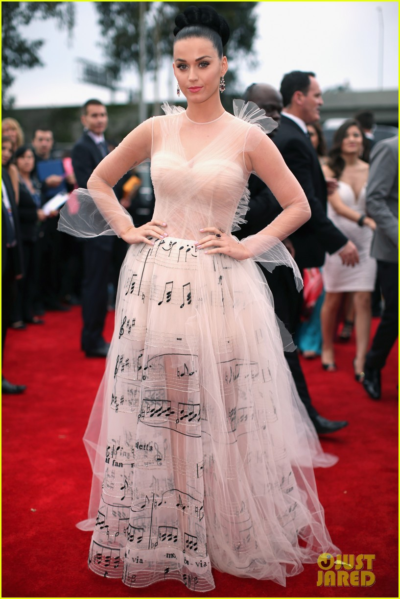 katy perry grammys 2014 red carpet 123041051