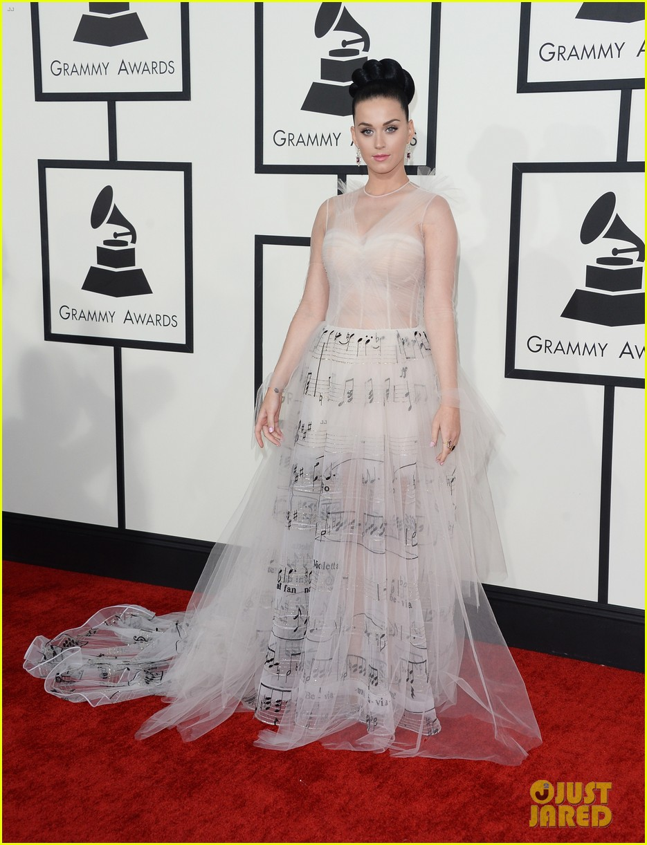 katy perry grammys 2014 red carpet 173041056