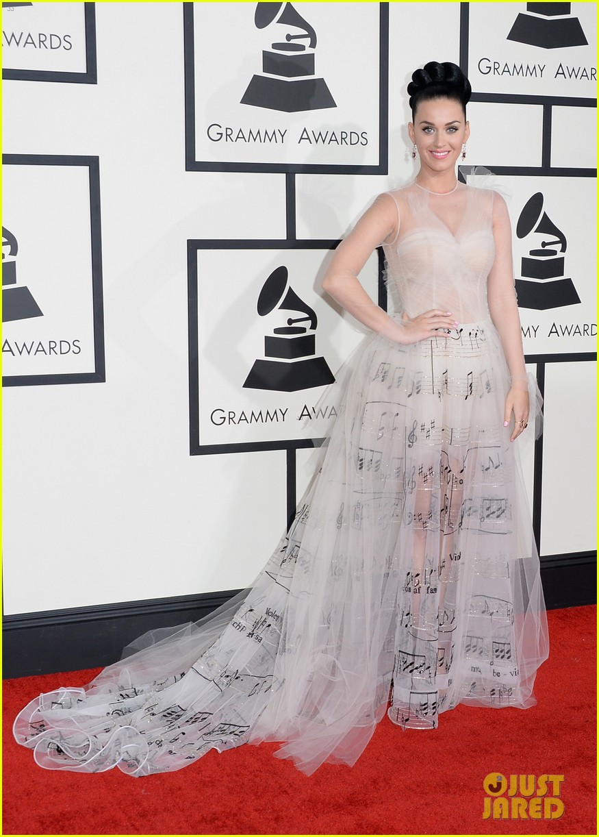 katy perry grammys 2014 red carpet 183041057