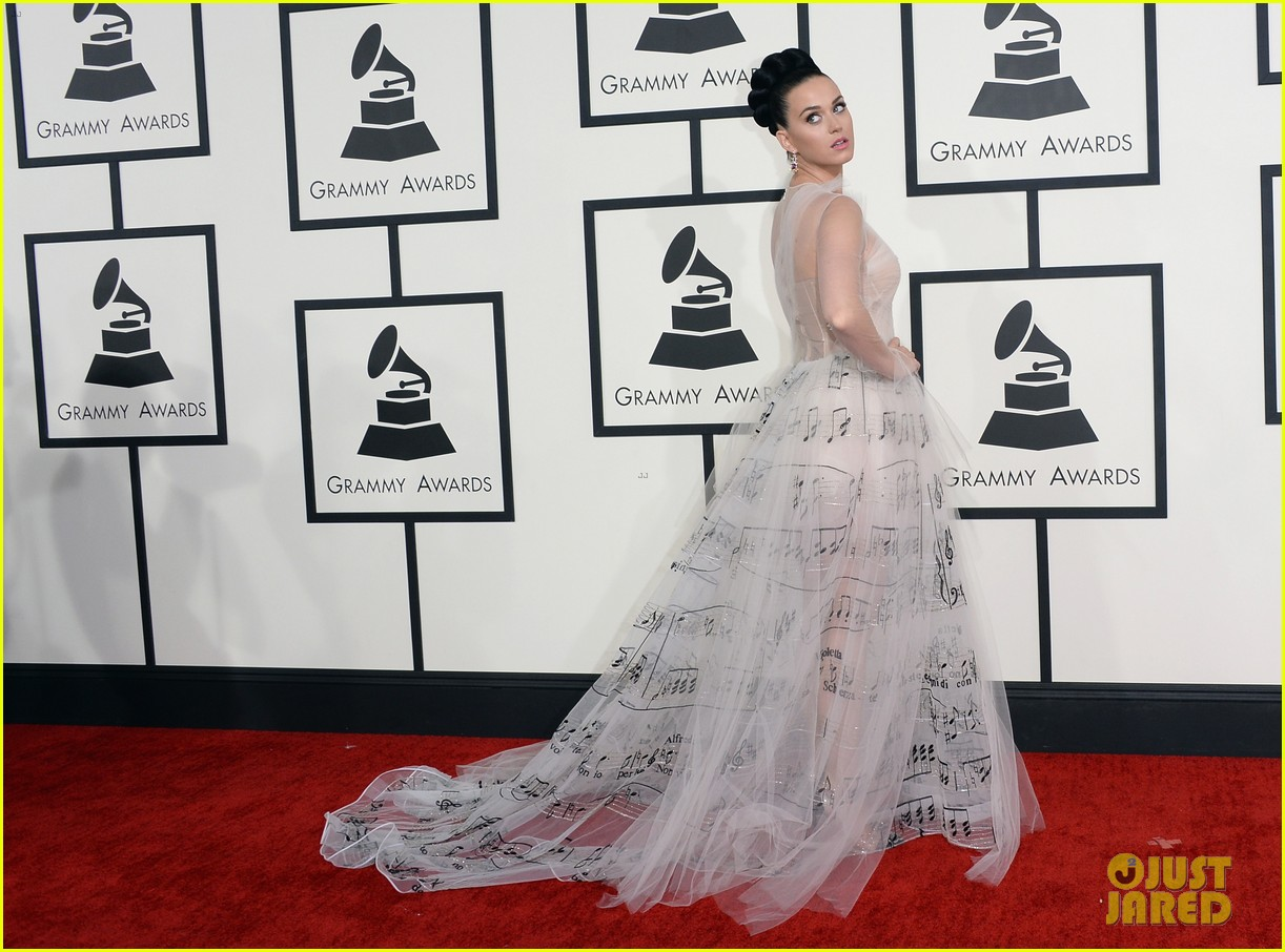 katy perry grammys 2014 red carpet 193041058