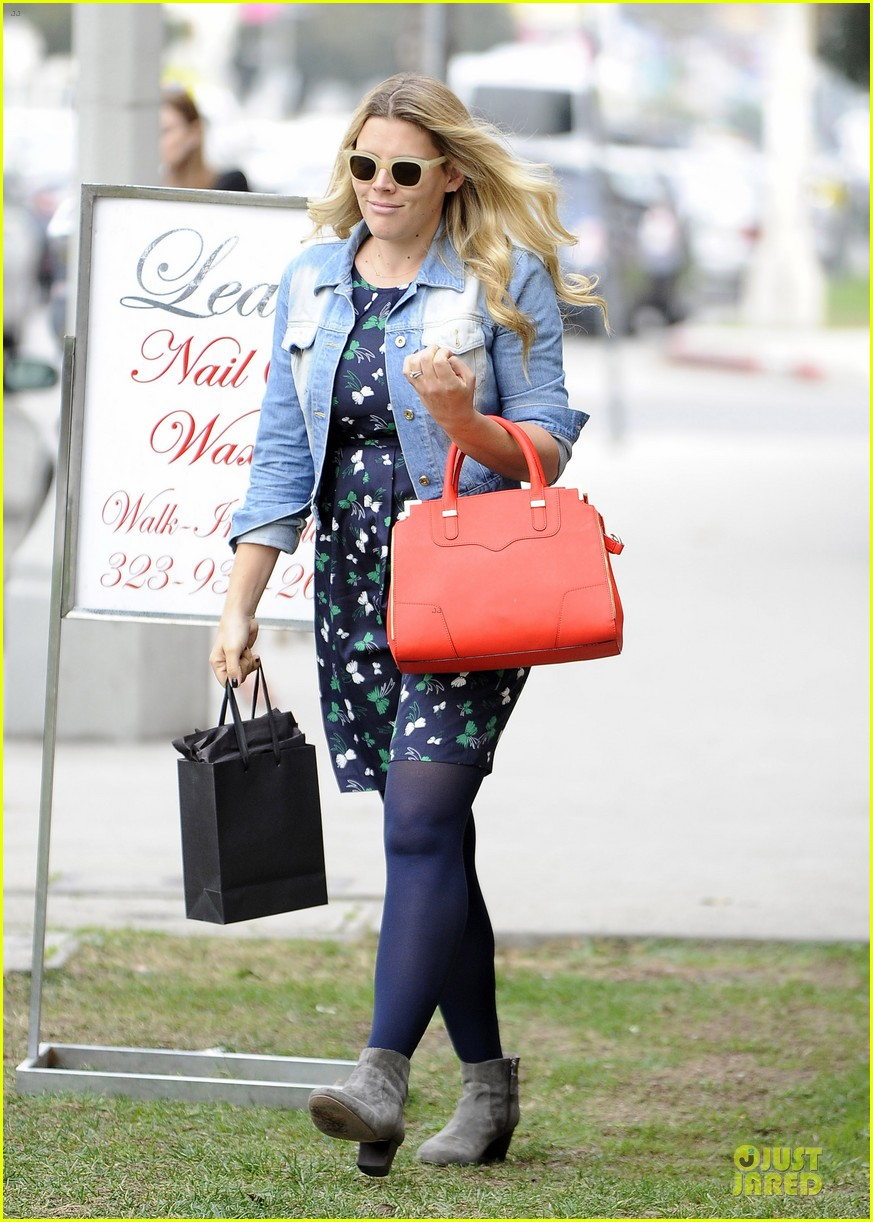 busy philipps can i look like gwen stefani in next pregnancy 103039934