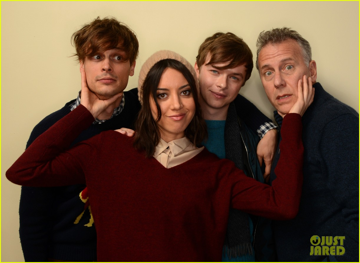 aubrey plaza dane dehaan life after beth at sundance 123035977