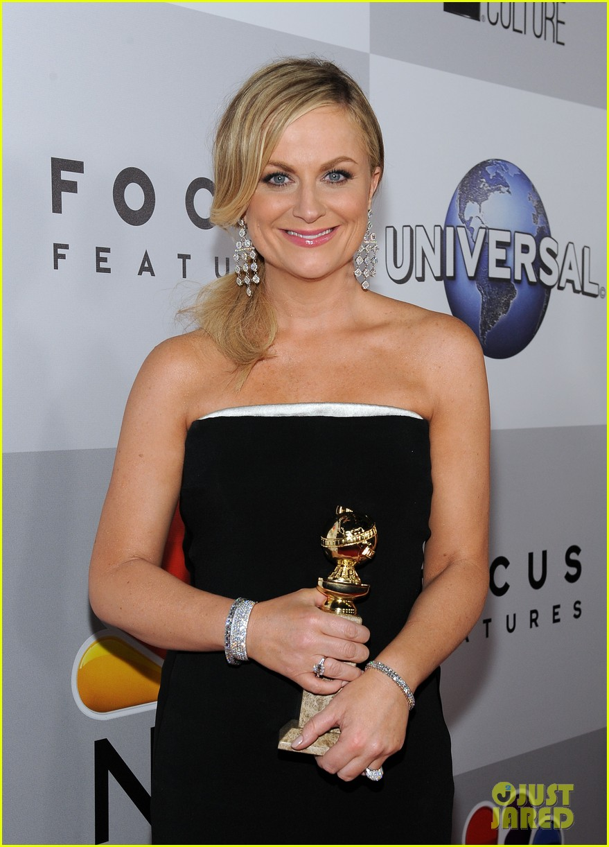 amy poehler nbc golden globe 2014 party 013029863