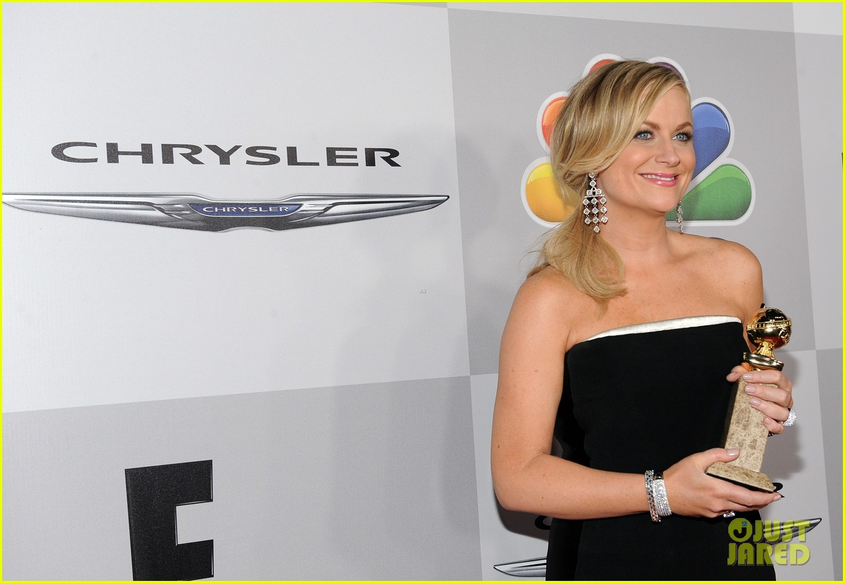 amy poehler nbc golden globe 2014 party 033029865
