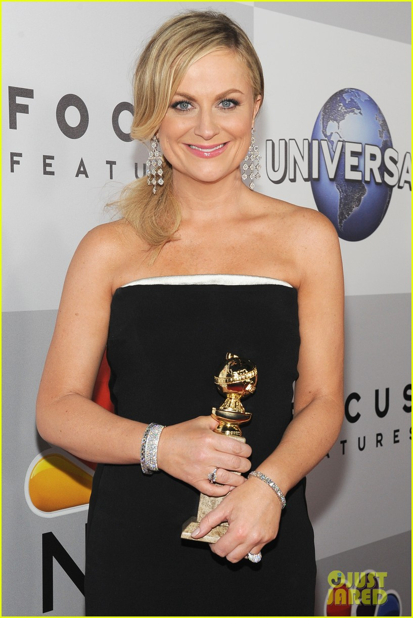 amy poehler nbc golden globe 2014 party 053029867
