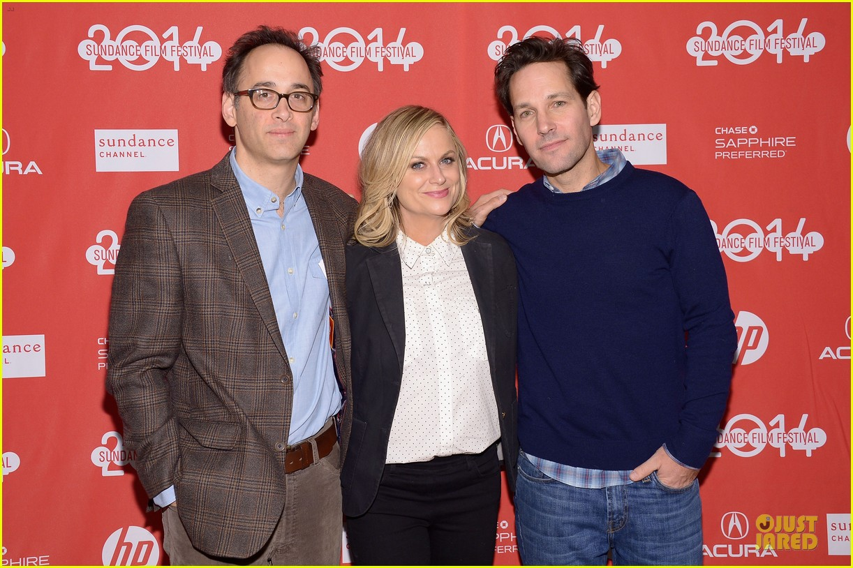 amy poehler paul rudd they came together sundance premiere 043039773