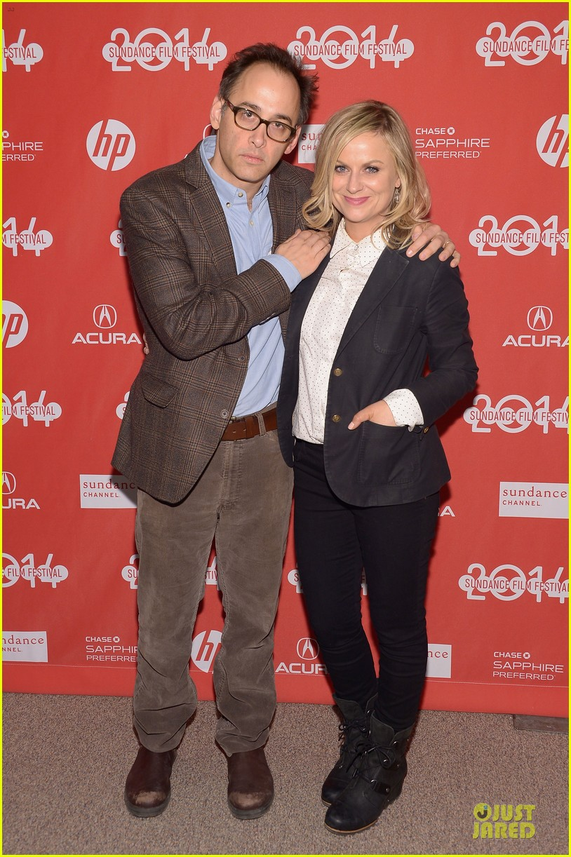 amy poehler paul rudd they came together sundance premiere 063039775