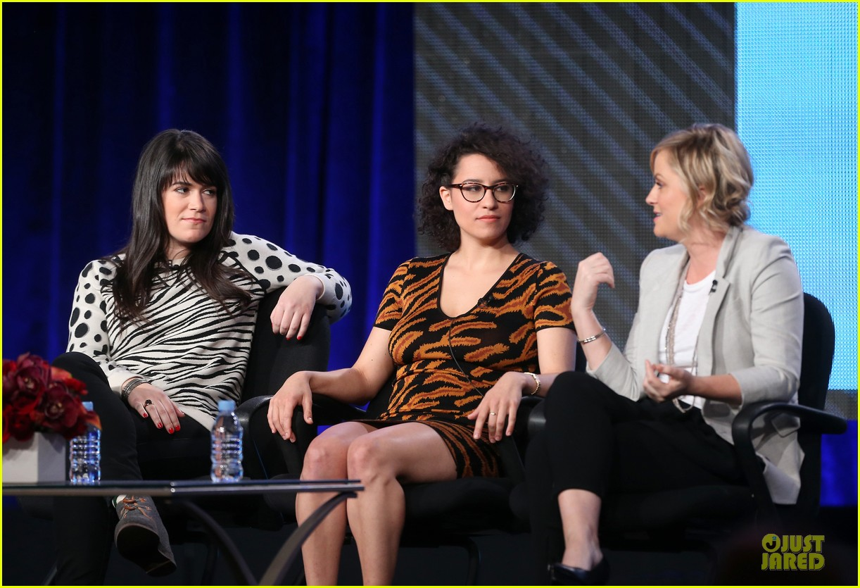 amy poehler comedy central tca winter tour panel 06