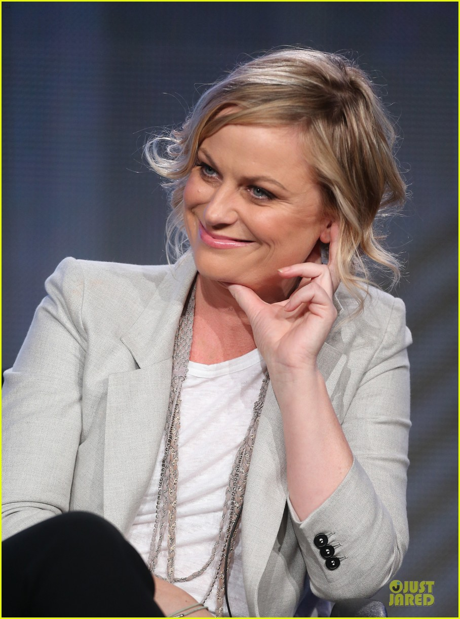 amy poehler comedy central tca winter tour panel 143027468