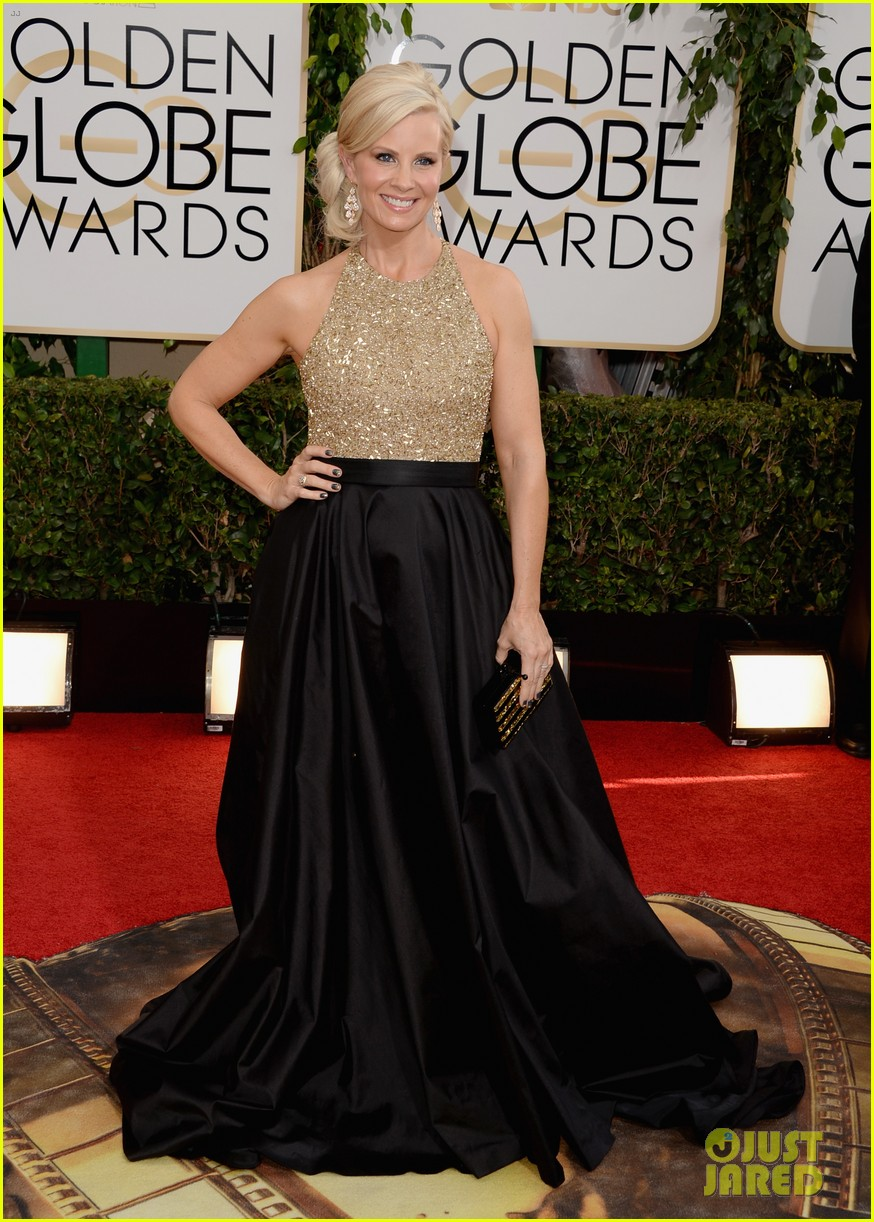 monica potter golden globes 2014 red carpet 013029067