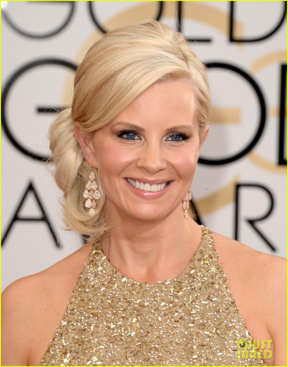 monica potter golden globes 2014 red carpet 063029072