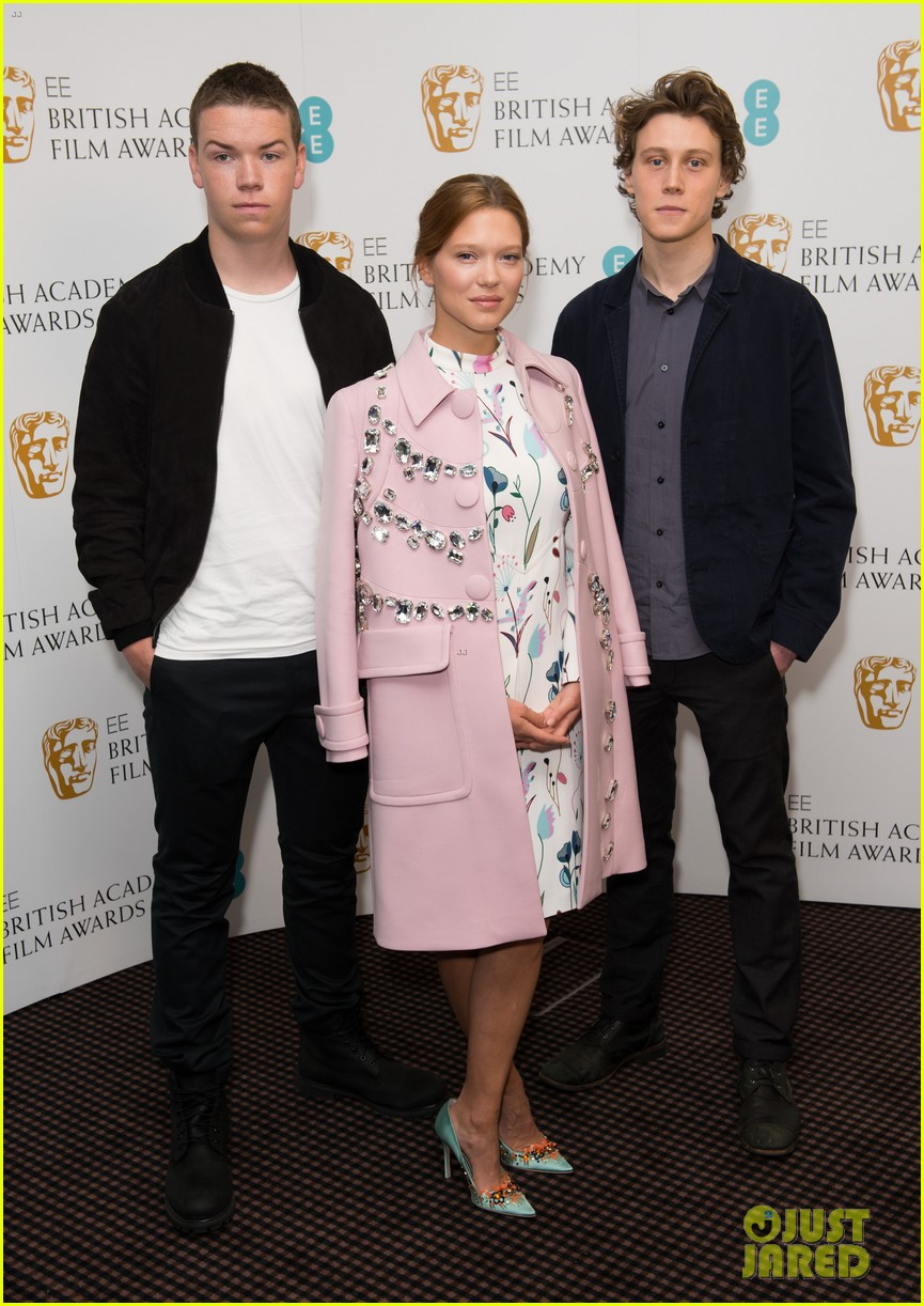 lea seydoux will poulter announce the bafta rising star nominees 043023594