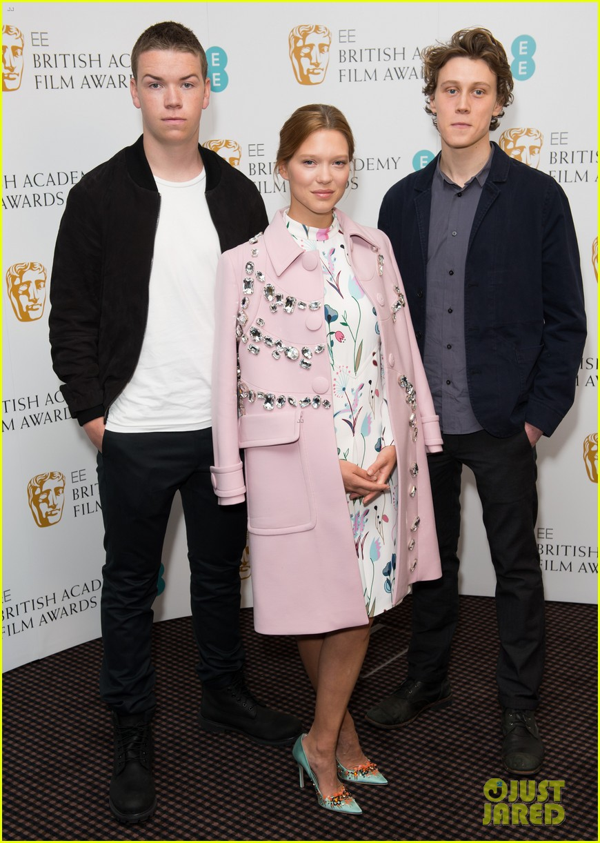 lea seydoux will poulter announce the bafta rising star nominees 073023597