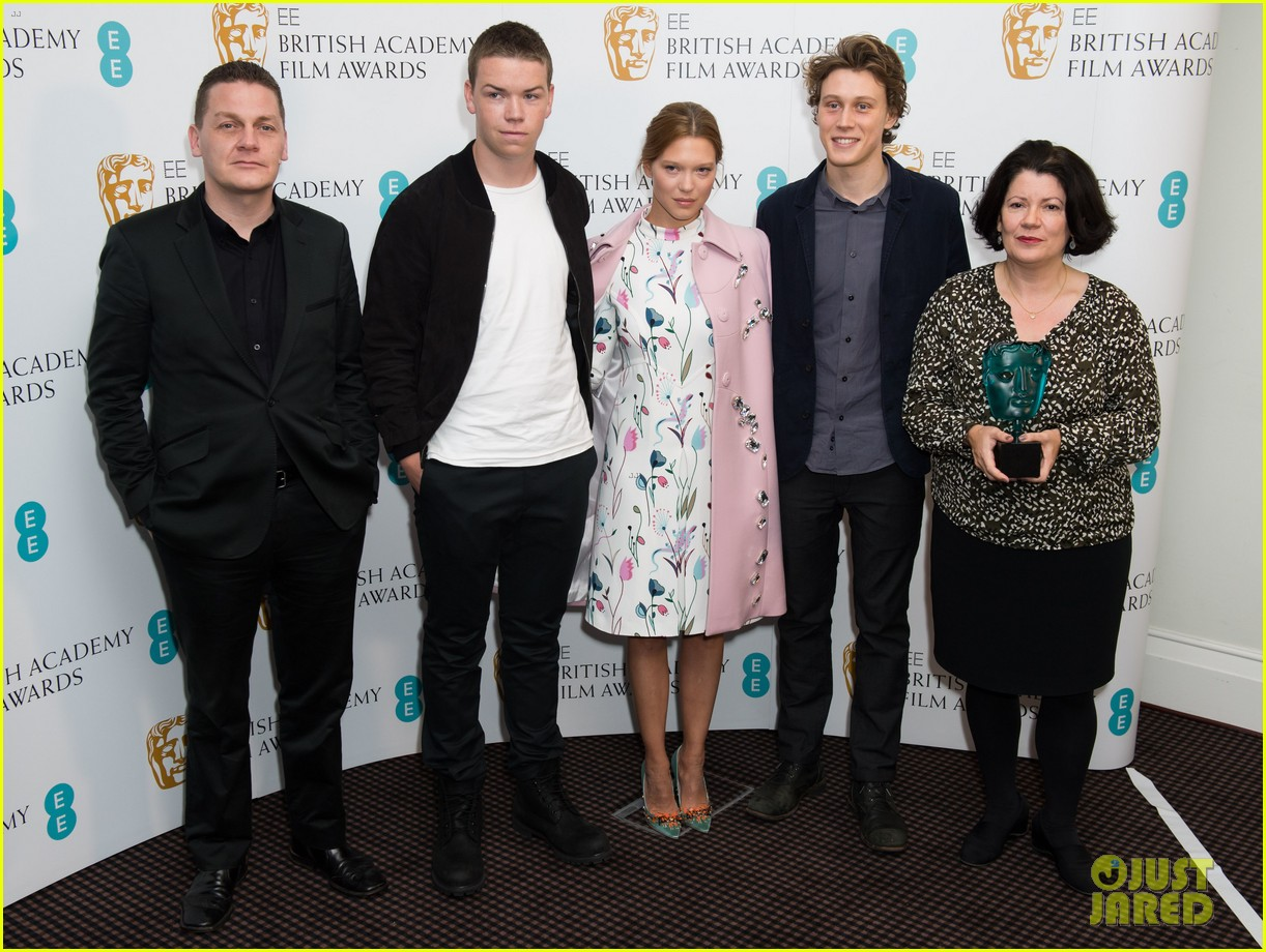 lea seydoux will poulter announce the bafta rising star nominees 093023599