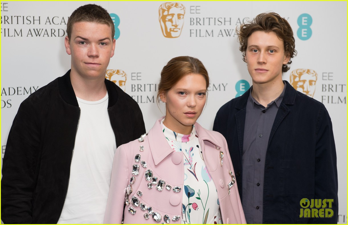 lea seydoux will poulter announce the bafta rising star nominees 143023604