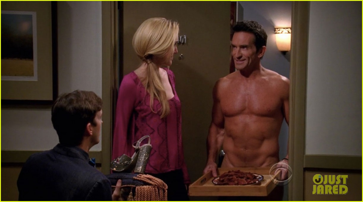 shirtless Survivor jeff probst
