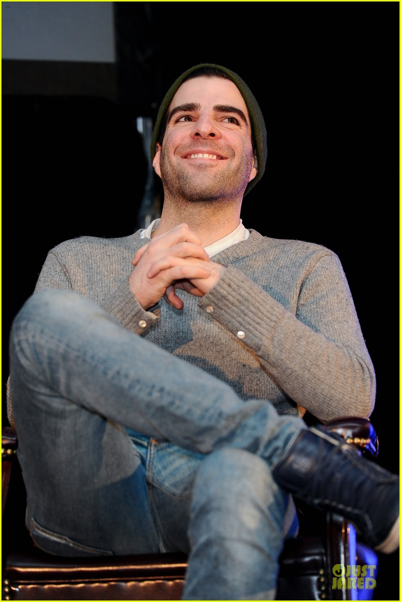 zachary quinto global performing arts conference 023027816