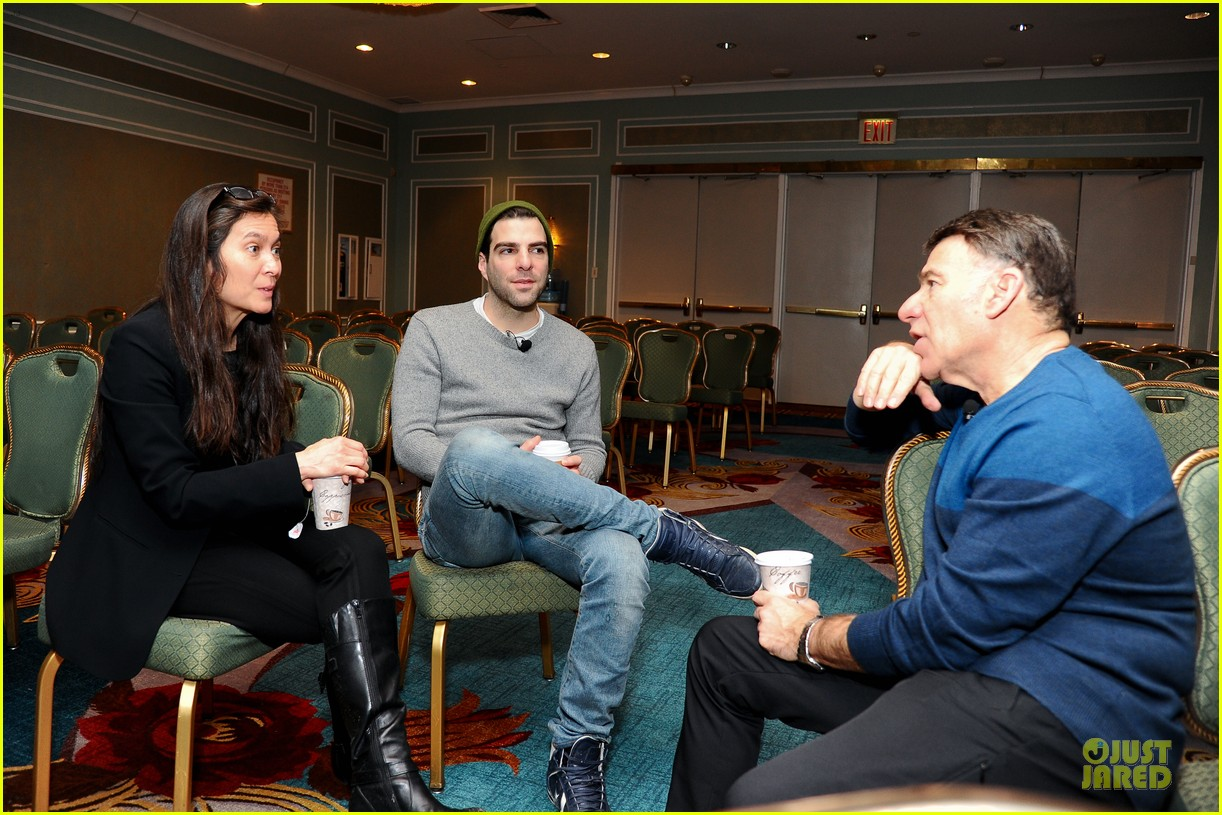 zachary quinto global performing arts conference 043027818