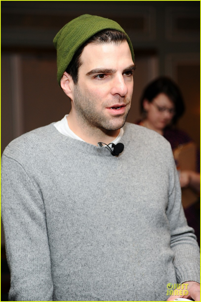 zachary quinto global performing arts conference 12