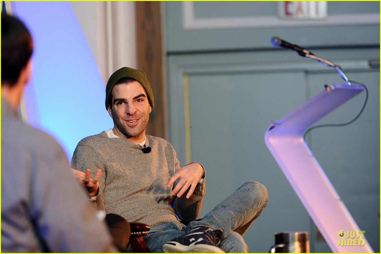 zachary quinto global performing arts conference 143027828