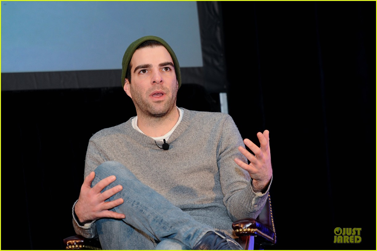 zachary quinto global performing arts conference 173027831