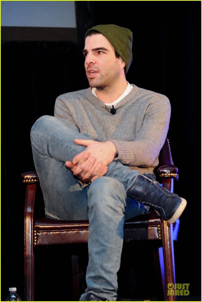 zachary quinto global performing arts conference 19