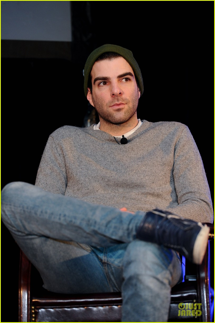 zachary quinto global performing arts conference 21