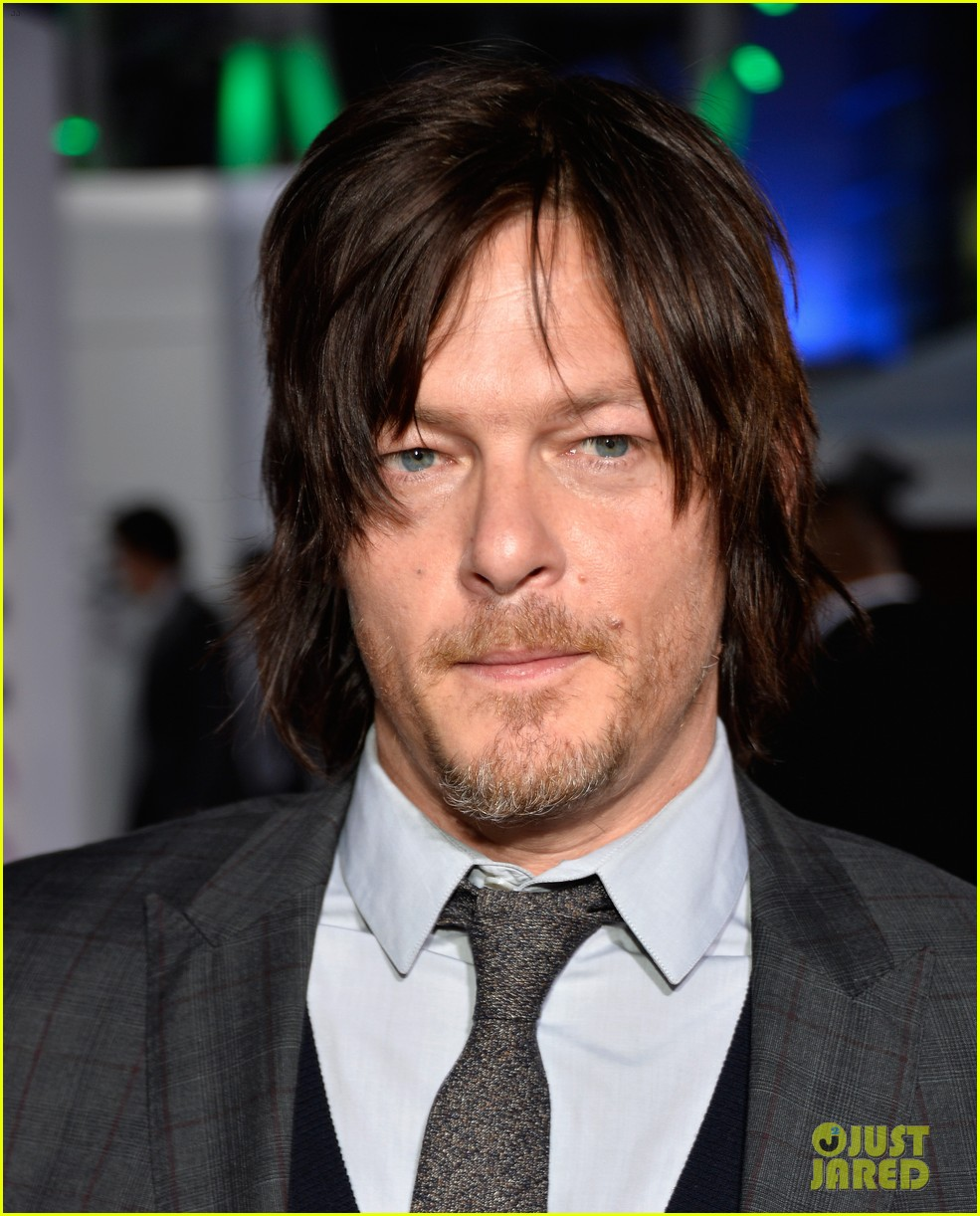 norman reedus peoples choice awards 2014 presenter 033025830