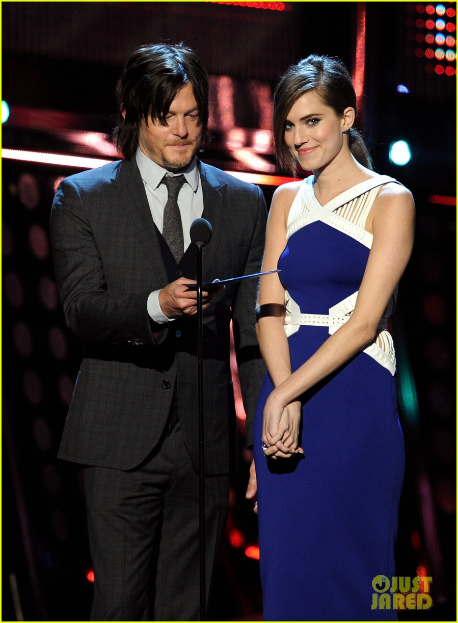 norman reedus peoples choice awards 2014 presenter 123025839